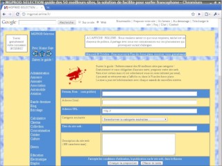 Guide des 50 meilleurs sites version 2007